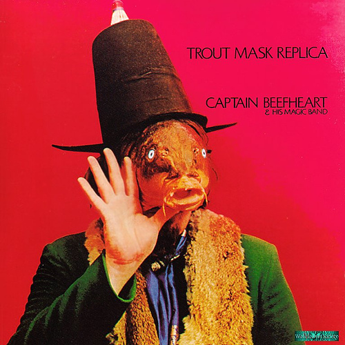Captain Beefheart and his Magic Blog